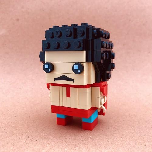 BrickHeadz: Nacho