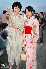 Suigo Omigawa Firework Festival/ 水郷おみがわ花火大会