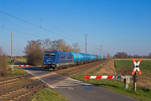 HSL 185 642, Güterglück (D)