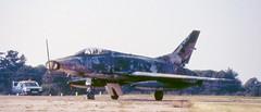 55-2031 McDonnell-Douglas F-100E Super Sabre ex-Turkish Air Force STN 050889