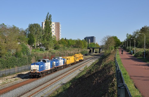 VR 203-4 + 203-1 Nijmegen Heijendaal