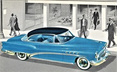 1953 Buick Roadmaster Riviera