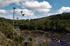 Rio das Antas entre São José dos Ausentes e Cambará do Sul