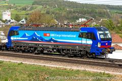 SBB Cargo International, 193 519-6 : Adige