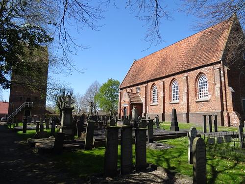 Kerk(hof) Meeden