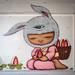 3rd Eye Bunny, Chula Art Town, Bangkok
