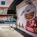 3rd Eye Bunny and Patchwork Building, Chula Art Town, Bangkok
