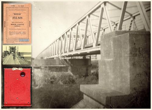 Meuse bridge Gennep