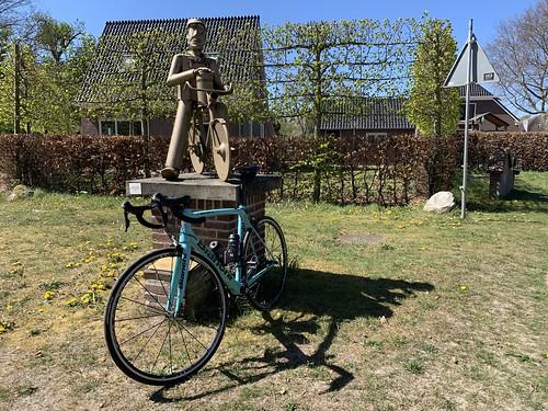104km through Drenthe
