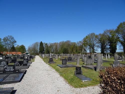 Begraafplaats Wedde