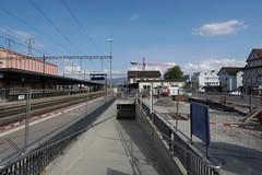 SBB Station St. Margrethen SG