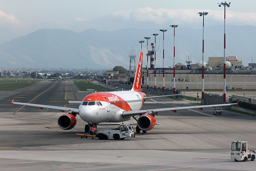 Airbus A319-111 of EasyJet Europe