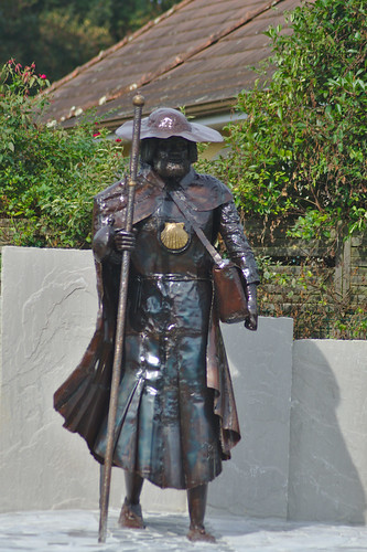 Statue du Pèlerin