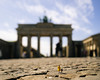 Little People in Berlin -  Brandenburger Tor