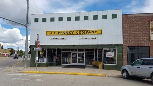 JC Penney Company Mother Store