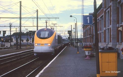 1996 | SNCF Eurostar 3225/6 te Ath