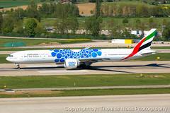 Emirates, A6-EPK : Blue EXPO 2020