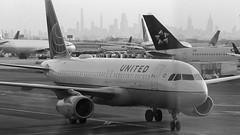 Newark Airport, Pre-Pandemic
