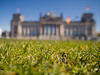 Little People in Berlin -  Photographer at Reichstagsbuilding