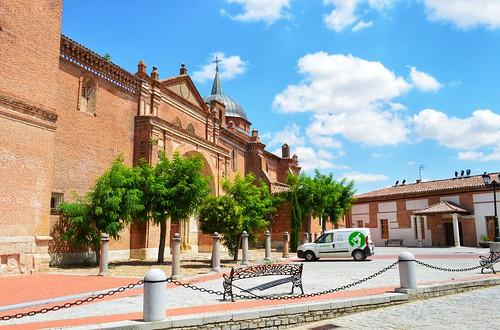 ALAEJOS (PROVINCIA DE VALLADOLID) CASTILLA Y LEÓN (ESPAÑA - SPAIN)