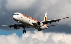 Airbus A321 - Iberia - EC-JNI