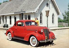 1938 Chevrolet Master De Luxe Business Coupe