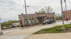 20190501 13 Wabash RR Depot,Huntington, Indiana.