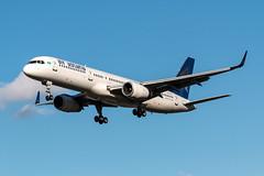 Boeing 757 - Air Astana - P4-FAS