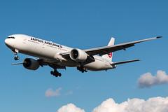 Boeing 777 - Japan Airlines - JA739J