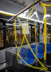 MTA Installs Plexiglass and Vinyl Barriers to Protect Employees and Riders During COVID-19 Pandemic