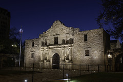 The Alamo in the Dawn