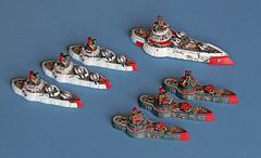 Russian Lockdown Fleet