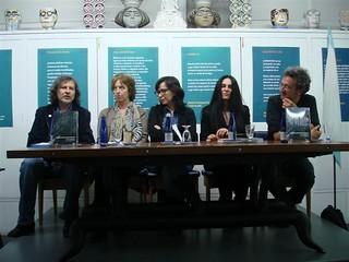 2012 Mayo - Presentación del libro Desvelados de Clemente Bernad