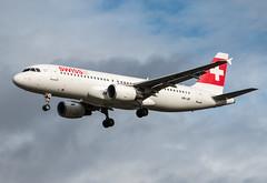 EGLL - Swiss International Air Lines - HB-IJR
