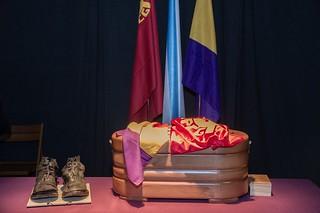2015 Junio. Homenaje y Acto de entrega de los restos de Perfecto de Dios. Sandiás-Xinzo de Limia (Ourense)