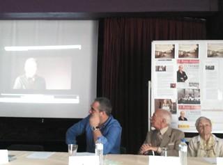 Mesa redonda con Dario Rivas y Ascensión Mendieta