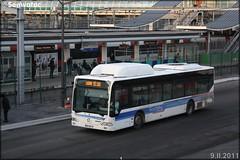 Mercedes-Benz Citaro Ü GNC – Transdev – Les Cars d'Orsay / STIF (Syndicat des Transports d'Île-de-France) / Albatrans n°425