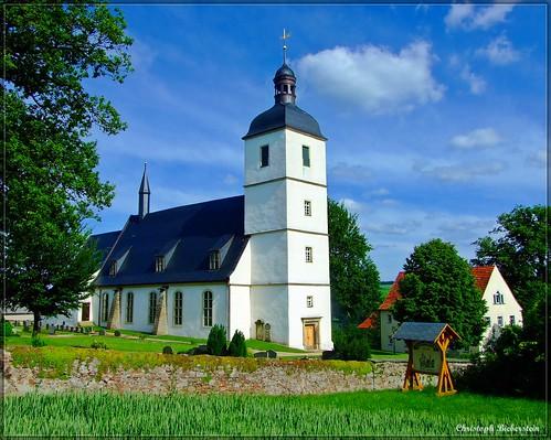 Dorfkirche Reinhardtsgrimma