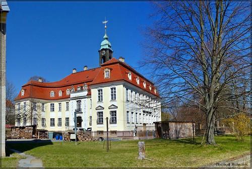 Schloss Reinhardtsgrimma (Hofseite)