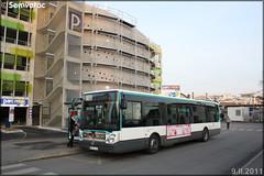 Irisbus Citélis Line – RATP (Régie Autonome des Transports Parisiens) / STIF (Syndicat des Transports d'Île-de-France) n°3851