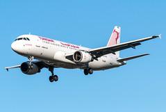 Airbus A320 - Tunisair - TS-IMD