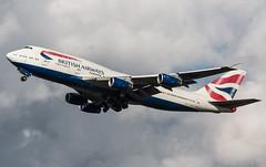 Boeing 747 - British Airways - G-CIVY