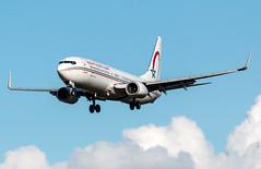 Boeing 737 - Royal Air Maroc - CN-RNU