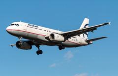 Airbus A320 - Aegean Airlines - SX-DVI