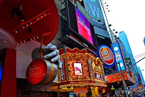 Madame Tussauds & Ripley's 42nd St in Times Square 7th - 8th Ave Manhattan New York City P00506 DSC_1852