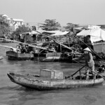 Masked Rower  (Kodak Ektar)