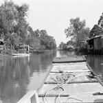 Down River   (Kodak Tri-X)