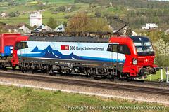 SBB Cargo International, 193 469-4 : Simplon