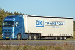 Dutch registered Trucks