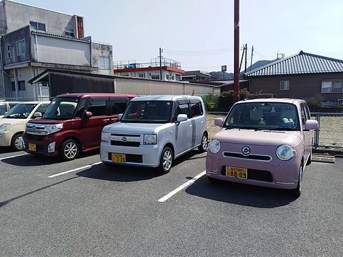 Les voitures japonaises